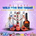 Wild For The Night mixtape cover art