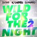 Wild For The Night 2 mixtape cover art