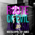 J.I.D - Route Of All Evil LP mixtape cover art