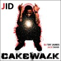 JID - Cakewalk mixtape cover art