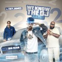 We Know The DJ Radio 2 (Hosted By Big Sean) mixtape cover art