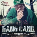Chevy Woods - Gang Land mixtape cover art