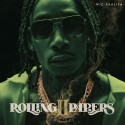 Wiz Khalifa - Rolling Papers 2 mixtape cover art