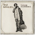 Wiz Khalifa - Taylor Allderdice mixtape cover art