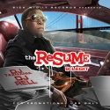 B-Legit - The Resume mixtape cover art