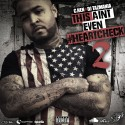 C. HeN - This Ain't Even #HeartCheck 2 mixtape cover art