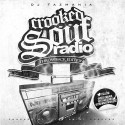CrookedSouf Radio (Throwback Mega Mix) mixtape cover art