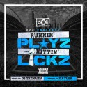 dCc - Runnin' Plays And Hittin' Licks mixtape cover art