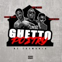 Ghetto Poetry mixtape cover art