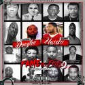Hardo & Deezlee - Fame Or Feds 2 mixtape cover art