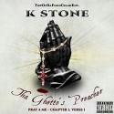 K. Stone - The Ghettos Preacher mixtape cover art