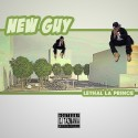 Lethal - New Guy mixtape cover art
