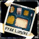 Pappa G - Free Lunch mixtape cover art