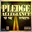 Pledge Allegiance To The Streets 11 mixtape cover art