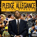 Pledge Allegiance To The Streets 14 mixtape cover art