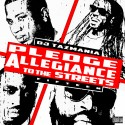 Pledge Allegiance To The Streets 15 mixtape cover art