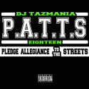 Pledge Allegiance To The Streets 18 mixtape cover art