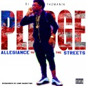 Pledge Allegiance To The Streets 23 mixtape cover art