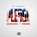 Pledge Allegiance To The Streets 28 mixtape cover art