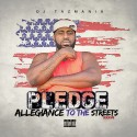 Pledge Allegiance To The Streets 37 mixtape cover art