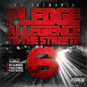 Pledge Allegiance To The Streets 6 mixtape cover art