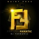 Quint Foxx - Finessin Fanatic mixtape cover art