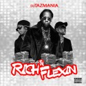 Rich & Flexin mixtape cover art