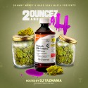 Shawny M$ney - 2 Ounces & A 4 mixtape cover art