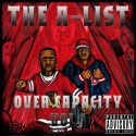 The A-List - Over Capacity mixtape cover art
