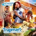 Trapmart mixtape cover art