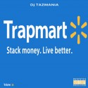 Trapmart 3 mixtape cover art