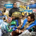 Trapmart 4 mixtape cover art