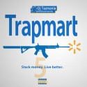 Trapmart 5 mixtape cover art