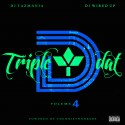 #TripleDdat 4 (Hosted By Young Bro) mixtape cover art