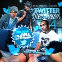 #TwitterAfterHours 4 mixtape cover art