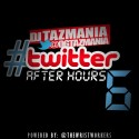 #TwitterAfterHours 6 mixtape cover art