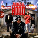 We Good In Da Hood mixtape cover art