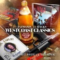 West Coast Classics mixtape cover art