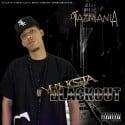 Yungsta - The Blackout mixtape cover art