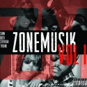 Zone Muzik mixtape cover art