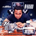 B-Hard - Hard Attack 2 mixtape cover art