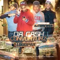 Da Cash Convurturz - Loudpax mixtape cover art