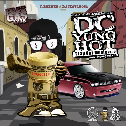 DC Yung Hot – Trap Car Music 2 [Mixtape]