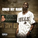 Drty Dame - Know My Name mixtape cover art