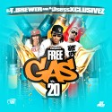 Free Gas 20 mixtape cover art