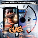 Free Gas 21 (Hosted By Doe B) mixtape cover art