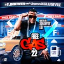 Free Gas 22 (Hosted By Shawty Lo) mixtape cover art