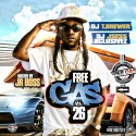 Free Gas 26 (Hosted By Jr Boss) mixtape cover art