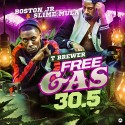 Free Gas 30.5 mixtape cover art