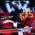 Free Gas 34 mixtape cover art